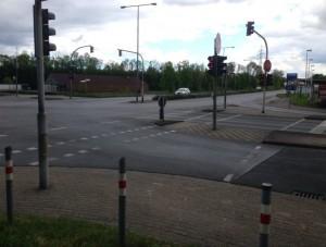 Kreuzung Lindnerstr